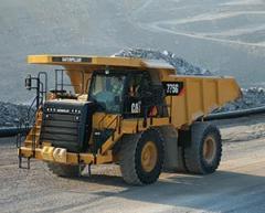 775G Off-Highway Truck