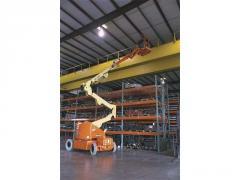 JLG E400A Electric Boom Lift