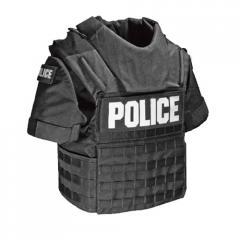 Tactical Ballistic Body Armor Carrier Wolverine DM