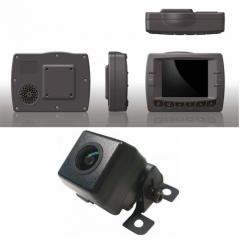 Back Up Camera and Monitor Kit from Fleet Safety