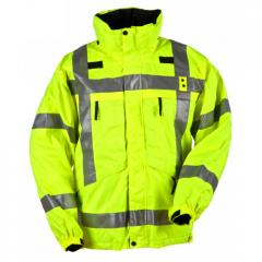 3-in-1 Reversible High Visibility Parka from 5.11