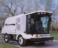 Python S4400 Street Sweeper