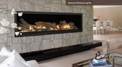 Aura Direct Vent Gas Fireplace