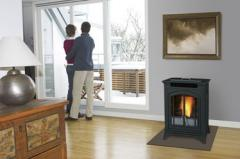 The Country® Collection Bella™ pellet stove