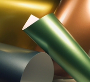 Currency metallic specialty paper