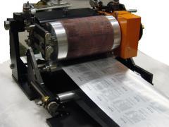 924 • Continuous Flexographic Rolaprinter