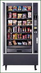 Automated Products Snack Machine