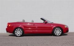 2003 Audi A4 2dr Cabriolet 3.0L CVT Convertible