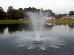 Vari-Jet Floating Fountain