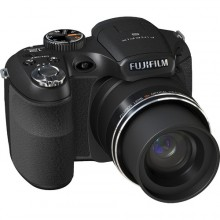 Fujifilm S2550HD 12 MP Digital Camera (Black)