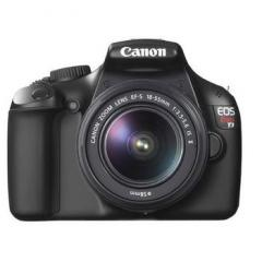 Canon  EOS Digital Rebel T3 with EF-S 18-55mm