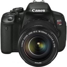 Canon EOS Rebel T4i DSLR Camera w/EF-S 18-135 STM