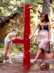 Model 550SM Outdoor Shower