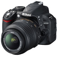 Nikon D3100 DX-Format Digital SLR Camera w/18-55mm