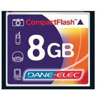 Dane-Elec 8GB CompactFlash Memory Card