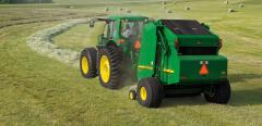 John Deere Hay and Forage Equipment