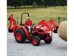 KIOTI DK35SE HST Compact Tractor