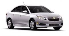 Vehicle Chevrolet Cruze Sedan 1LT 2012