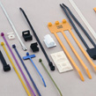 Cable ties, cable tie tools & wiring