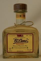 Tequila el llano reposado