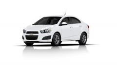 Vehicle Chevrolet Sonic Sedan 1LT 2012