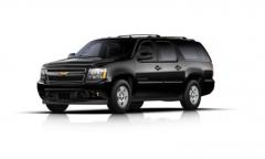 SUV Chevrolet Suburban 4WD 1500 LT 2012