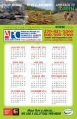 12 Month Promotional Calendar