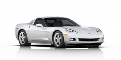 Vehicle Chevrolet Corvette Coupe 1LT 2013