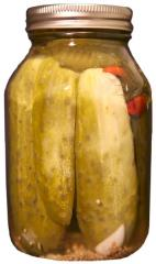 Dilled Pickles (Quart)