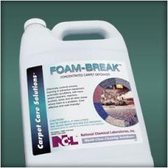 FOAM-BREAK Concentrated Carpet Defoamer