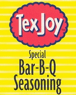 TexJoy Bar-B-Q (Special) Seasoning - 7 lb