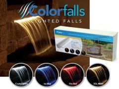 Waterfall-Atlantic Water Gardens Color