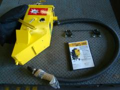 AP-2 Flux Recovery System - Subarc weld equipment