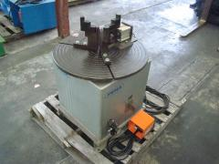 1100 LB Pema - Floor Welding Turn Table