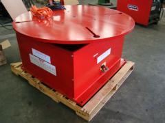 2500 LB Weldwire - Floor Welding Turn Table