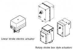 EAxx-A Series Rotary Actuators with Integrated