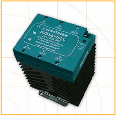 DIN Rail Three Phase Solid State Relays – RVD3
