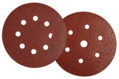 DEFLEX long-lasting sanding material