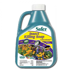 Safer Insecticidal Soap Concentrate