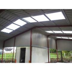 Factory Sheds