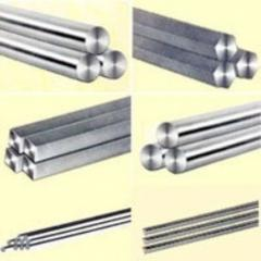 Stainless Steel Profile Bars
