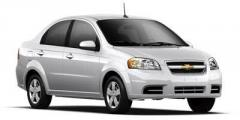 2011 Chevrolet Aveo LT w/1LT Car