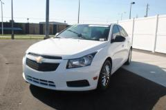 2011 Chevrolet Cruze LS Car