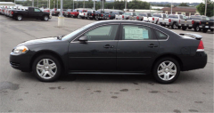 Vehicle Chevrolet Impala LT 2012