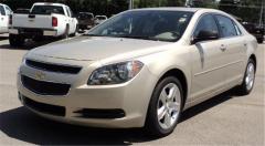 Vehicle Chevrolet Malibu LS 2012