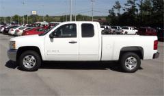 Truck Chevrolet Silverado 1500 2012