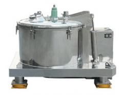 PSB/PBZ/PS Manual Scraper Bottom Discharging