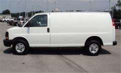Truck Chevrolet Express Cargo Van 2500 2012