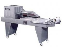 Clamco 120 Series Semi-Automatic Shrink Packaging