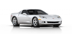 Vehicle Chevrolet Corvette Coupe 4LT 2013